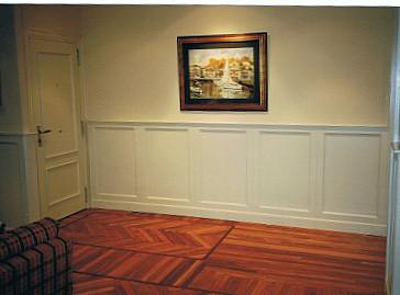 Pimugs01 qu es un revestimiento de madera - Revestimiento de madera para paredes interiores ...